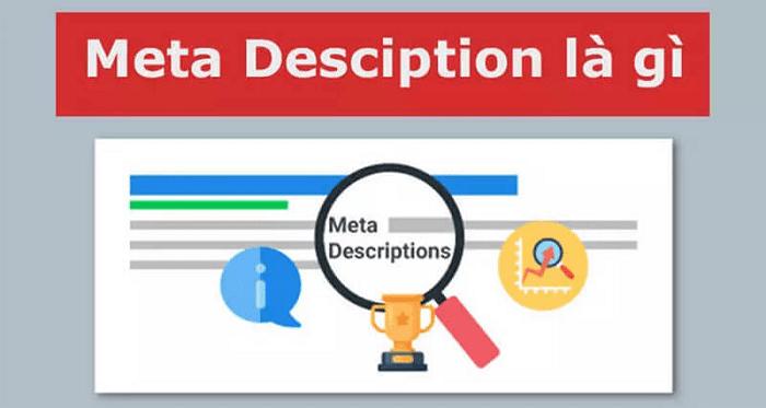 Thẻ meta description là gì?