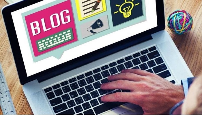 tạo blog trong quá trình seo offpage