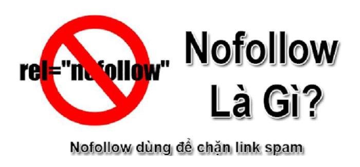 Backlink Nofollow xuất hiện nhằm việc spam content trong khi làm SEO