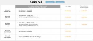 Bảng báo giá đăng bài PR trên báo Genk.vn mới nhất