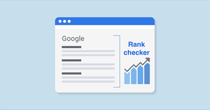 Công cụ nghiên cứu từ khóa Google Rank tracker